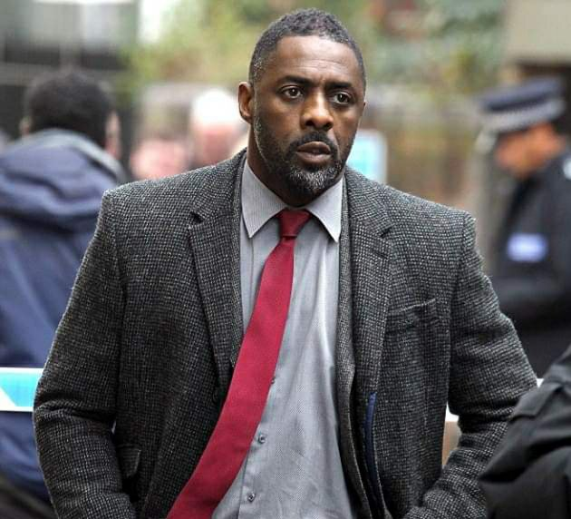 Idris Elba's laptop, Money and Valuables Stolen From Hotel Room In Sierra Leone
